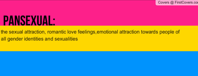 Pansexuality; Sexual orientation or VICE