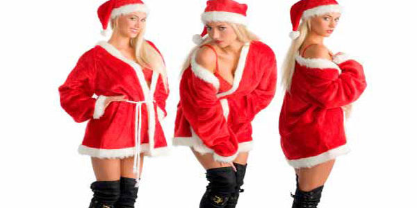 Erotic gifts for Christmastime