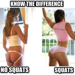 """The do's and don'ts of an """"erotic fitness"""" girl"""