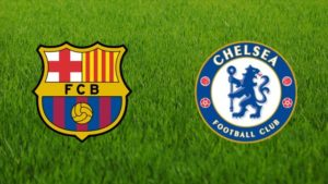Barca chelsea the best escort with you